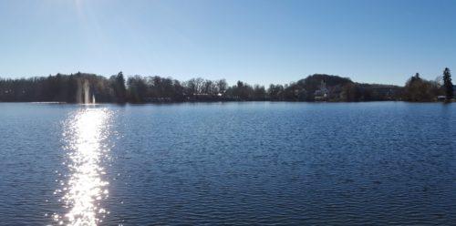Lake at Hotel Seehof, Wessling