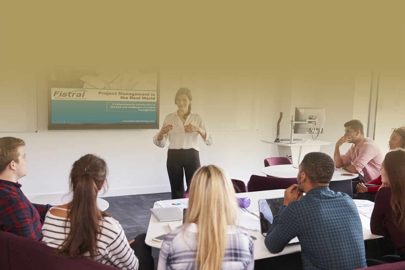 Fistral Approach to Training - Project Management for the Real World